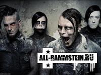Combichrist выступят на разогреве у Rammstein