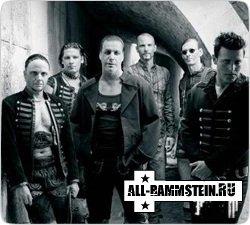 Брутальные немцы Rammstein расскажут русским о любви